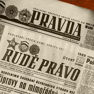 Noviny zo dňa narodenia