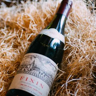 Víno z roku narodenia